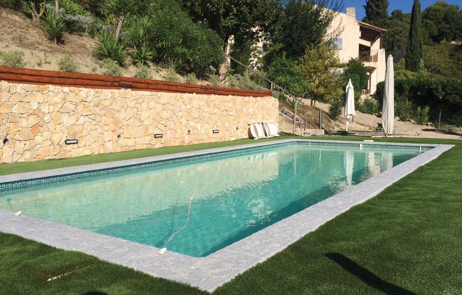 Galerie photo piscine - SPA Piscines - FAROA Cover