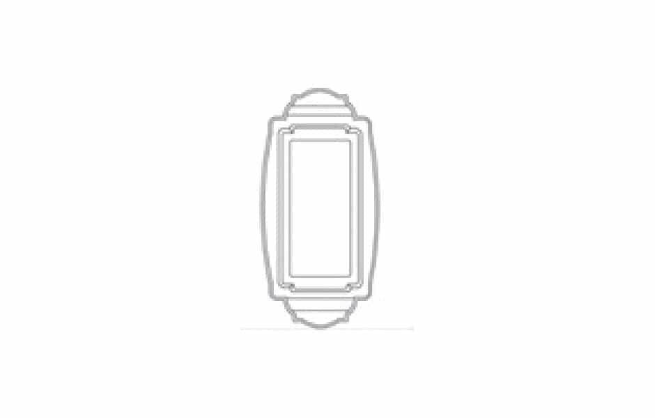 Modèle Piscine MdP RO/9 plus - SPA Piscines