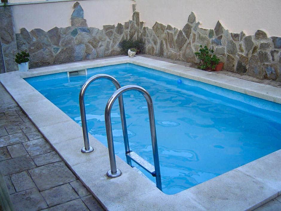 Modèle Piscine MdP 500 - Spa piscine