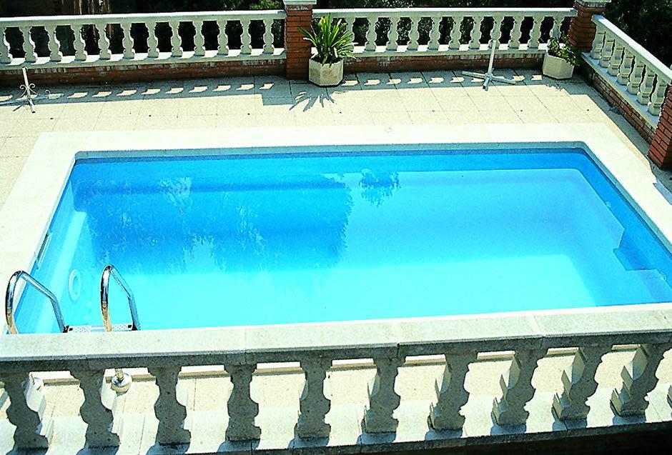 Modèle Piscine MdP 525 - Spa piscine