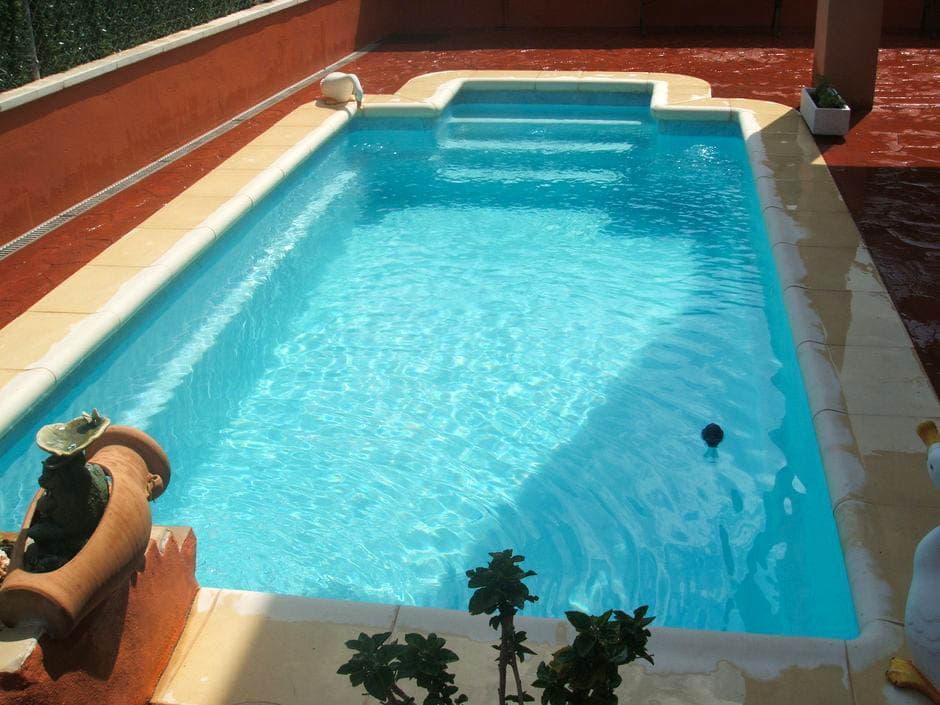 Modèle Piscine MdP 610 - Spa piscine