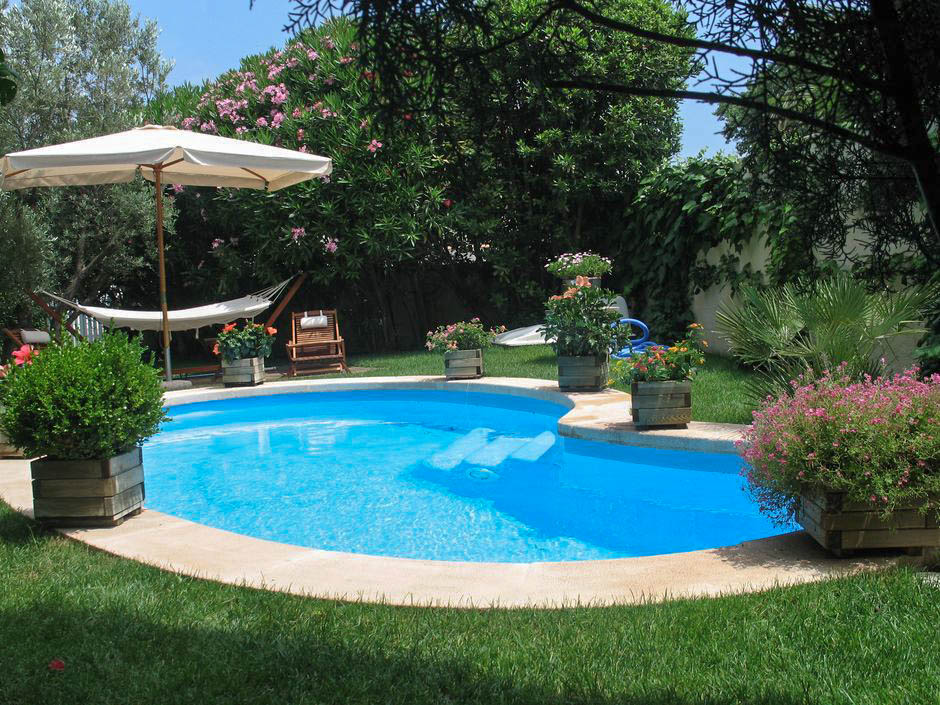 Modèle Piscine MdP 660 - Spa piscine