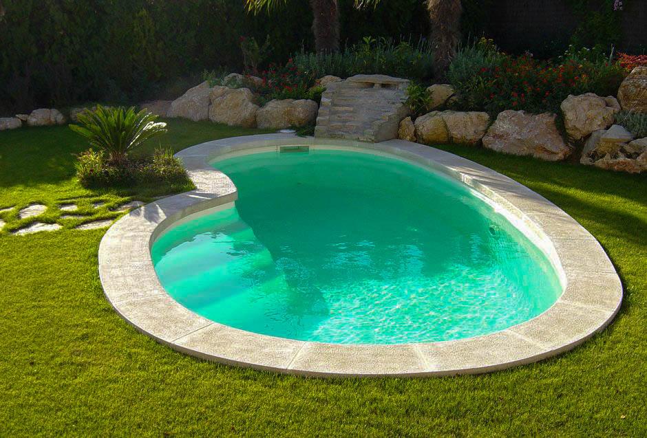 Photo modèle piscine MdP 670 – SPA Piscines