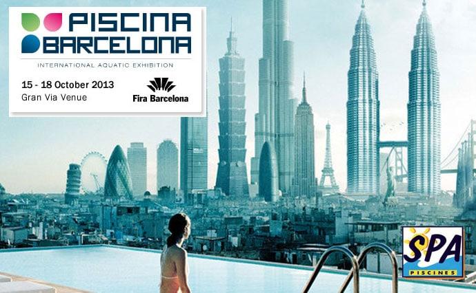 SPA - Piscines - Salon piscine Barcelone