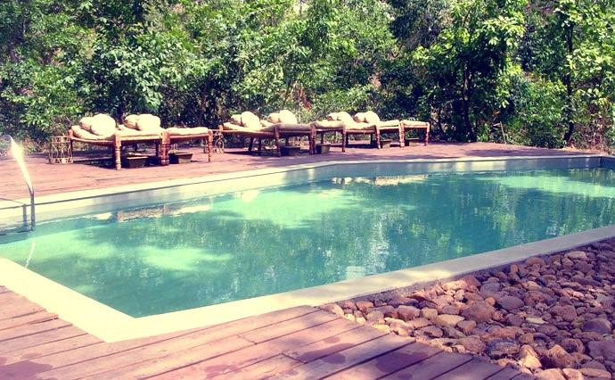 Piscine eau verte - Entretien piscine