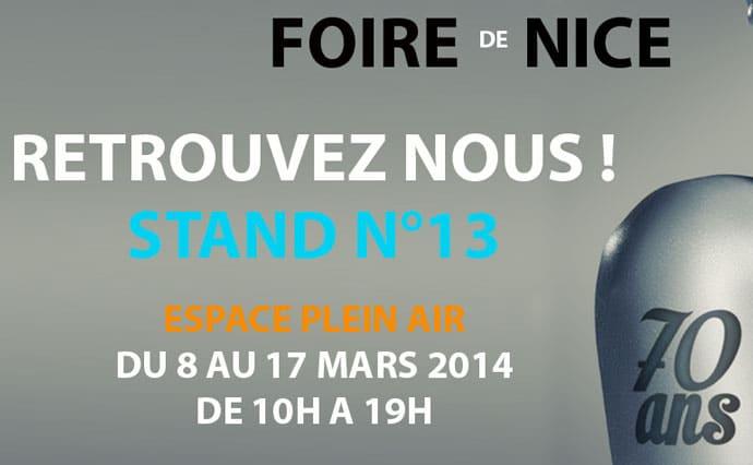 Foire Internationale de Nice 2014 - Min d'Azur Nice
