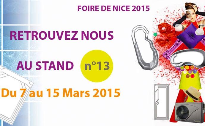 Foire Internationale de Nice 2015 - Min d'Azur Nice