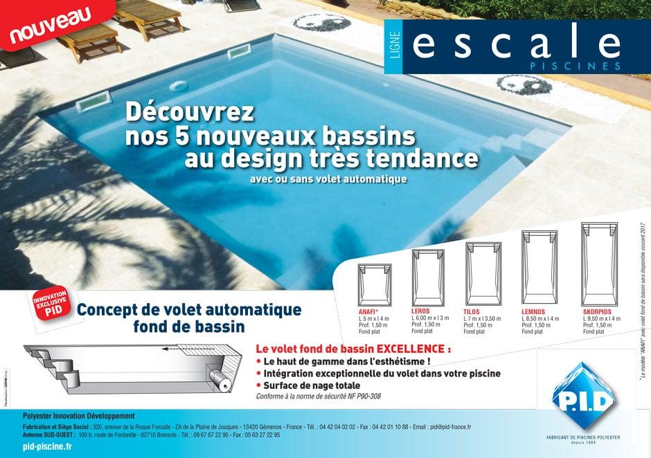 Modèle piscine TILOS Excellence - SPA Piscines