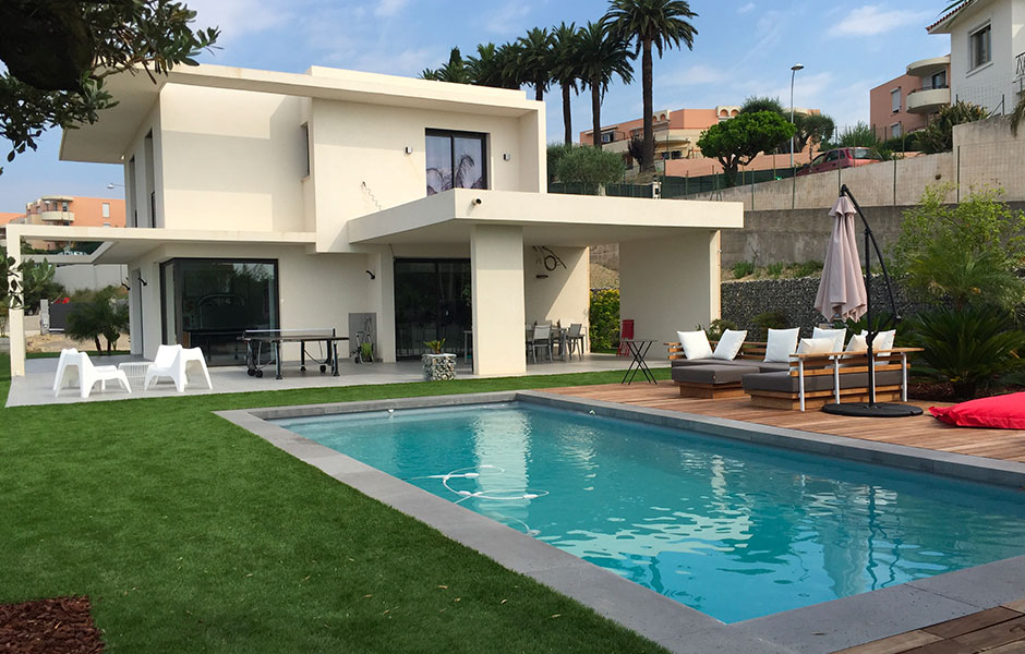 Modèle piscine SKORPIOS Excellence - SPA Piscines