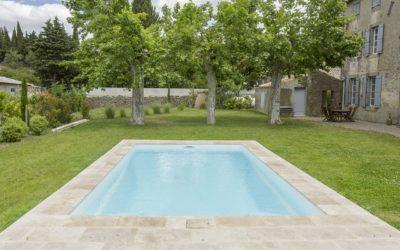 Installation de votre piscine coque polyester